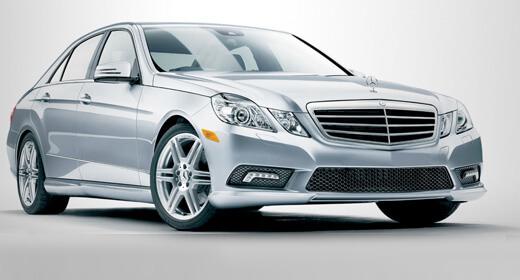 Mercedes E350 Luxury Car Rental - NY