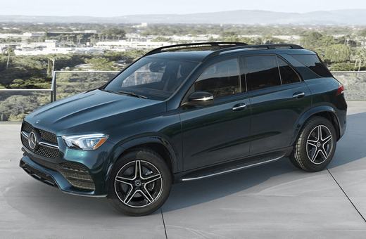 2020 Mercedes GLE350 Rental