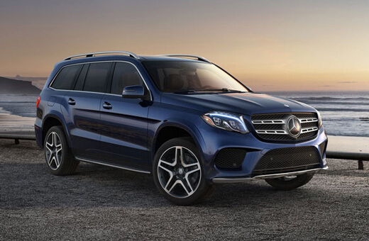 Mercedes GLS450 Rental